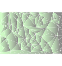 decorative abstract background white contour vector image