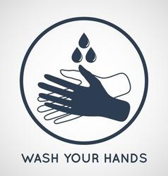 Hand Wash vector