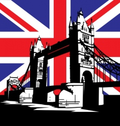 London bridge vector