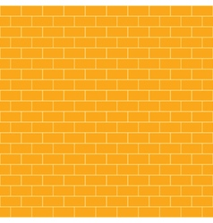 pattern brick and background vector image