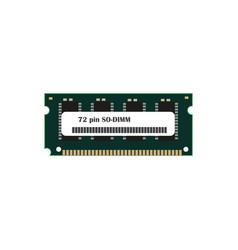 Ram 72 icon vector