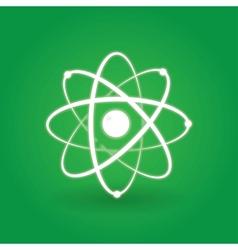 Atomic model vector