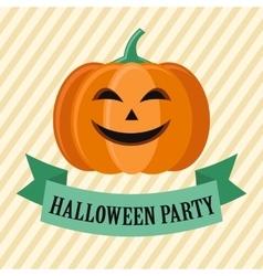 Halloween Party banner vector