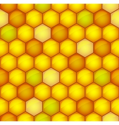 Honeycomb toned pattern vector image