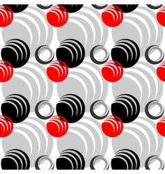 graphic design pattern vector image vector image
