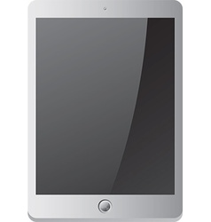 Tablet design vector