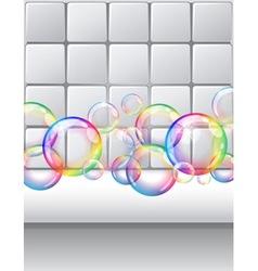 bubble4 vector image vector image
