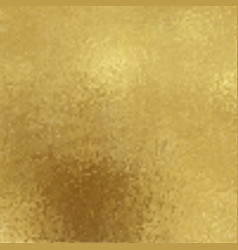 abstract gold metal background golden vector image