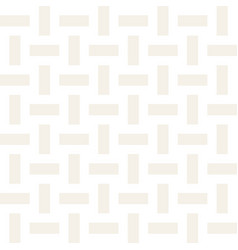 Trendy twill weave lattice abstract geometric vector