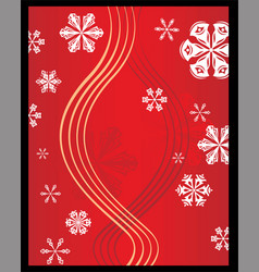 Chistmas background vector