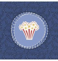 04NY Stars 07 vector image