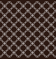 abstract pattern grid seamless vector image