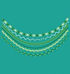 border vector image
