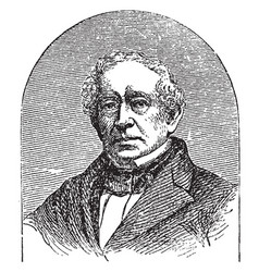 Edward everett vintage vector