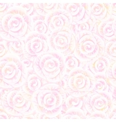 Seamless Roses Pattern EPS10 vector image