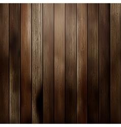 Wooden pattern background vector