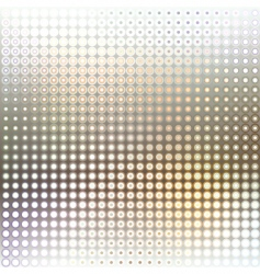 dotted pattern vector image vector image