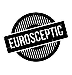 Eurosceptic rubber stamp vector