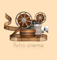 Retro Film vector