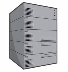 Server box vector
