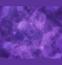blurry purple background vector image