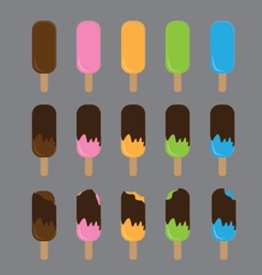 Icecream vector image