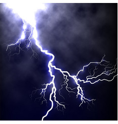 Blue Lightning Bolt Vector Images (over 1,400)