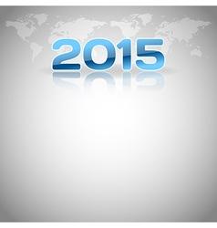 2015 football mirror blue vector