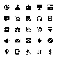 Market and Economics Icons 3 vector