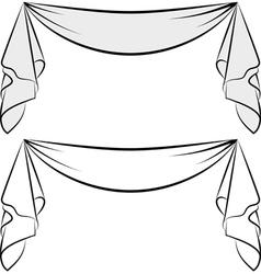 sash vector image vector image