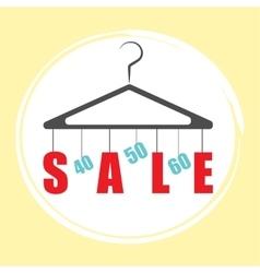 Sale promo store vector