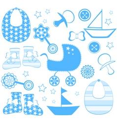 newborn backgrounds vector image vector image