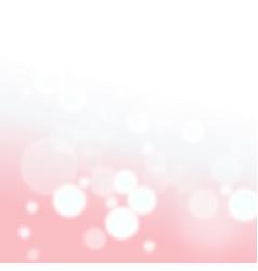 pink boke background vector image