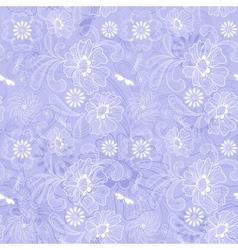 violet seamless background vector image