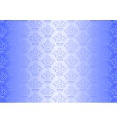 blue wallpaper vector image vector image