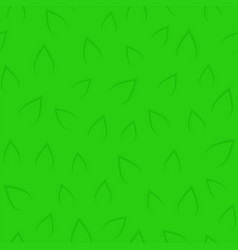 foliage seamless texture vector image