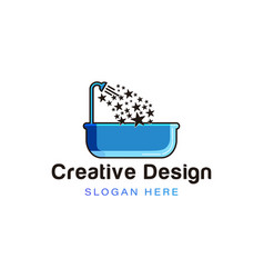 Best bath logo ideas inspiration logo design vector