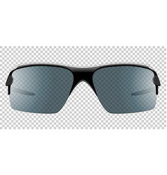 Sun glasses realistic vector
