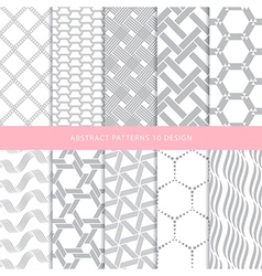 Abstract patterns background for web vector