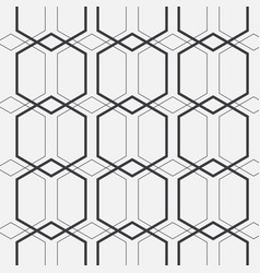 Geometric creative design pattern vector