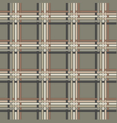 retro repetitive wallpaper vintage pattern vector image