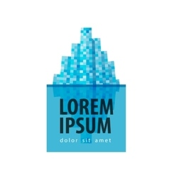 City town logo design template vector