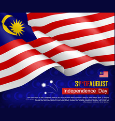 Festive of independence day vector