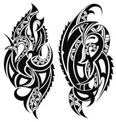 Tattoo design vector image
