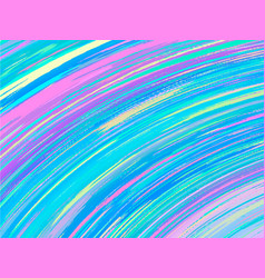 abstract holographic background 80s - 90s vector image