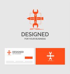 Business logo template for build design develop vector