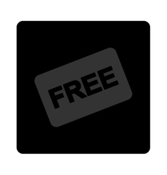 Free card icon vector