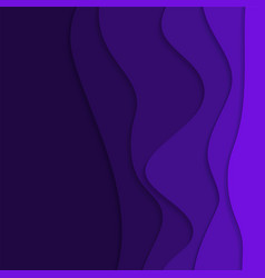 abstract background with curves and shadows vector image vector image