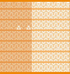 Mexican pattern background icon vector