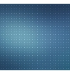 Blue grey gradient Dotted background vector